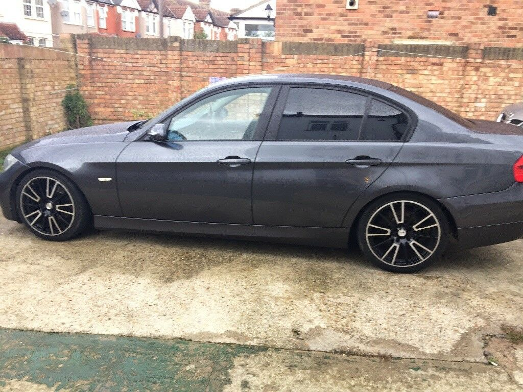 BMW 320 Service History, MOT till March 2018. HPI Clear, Great Condition. ,