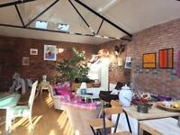 Huge Converted Warehouse Flat share