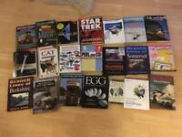Carboot bundle of books