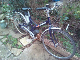 Lithium Powered Yamaha Easy MID DRIVE Electric Bike For Sale