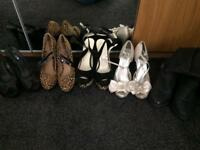 Job lot of size 6 high heels *6 pairs*