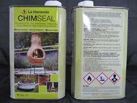 La Hacienda Chimseal sealer for Terracotta Pots, Masonry