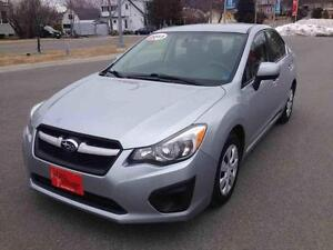 2013 Subaru Impreza 2.0L..ALL WHEEL DRIVE..$119 B/W..BLUETOOTH!!