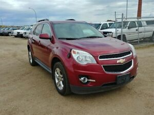 2010 Chevrolet Equinox LT 2.4L AWD Leather Bluetooth Back Up Cam
