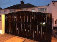 Gates electric gates