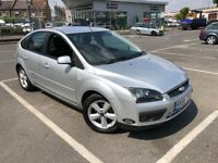 2006 FORD FOCUS 1.6L PETROL LOW MILES FULL SERVICE HISTORY LONG MOT EXCELLENT CONDITION DRIVES GREAT