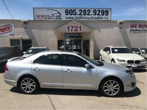 2012 Ford Fusion SEL, AWD, Leather, Sunroof, WE APPROVE ALL CRED