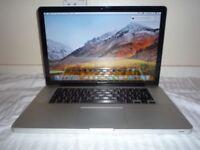 """Apple MacBook Pro 15"""" Core i7 2.0Ghz Quad Core, 8GB,500GB MC721 2011 Cheapest"""