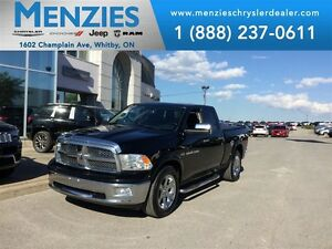 2012 Ram 1500 Laramie, Navi, Bluetooth, Sunroof, Clean Carproofg