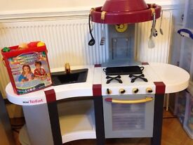 Smoby Tefal Toy Kitchen for sale