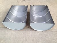 OIL DRUM BARBECUE (TWO PIECE).