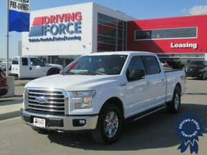 2015 Ford F-150 XLT XTR Super Crew 4x4 - 54,865 KMs, Seats 6