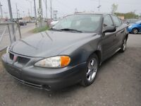 2004 Pontiac Grand Am LS automatique air climatise 138.000km fin
