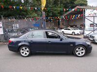 BMW 5 Series 2.0 520d SE 4dr SOLID GERMAN MOTORING