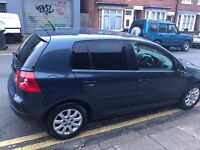 Volkswagen Golf 1.6 FSI 2005 Excellent Condition Inside&Out Low millage