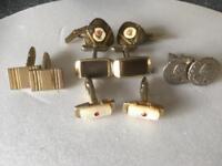 Cuff Links & Tie Pins