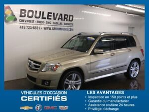2011 MERCEDES GLK350 4Matic