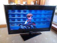 "Samsung TV...40"" Excellent Condition"