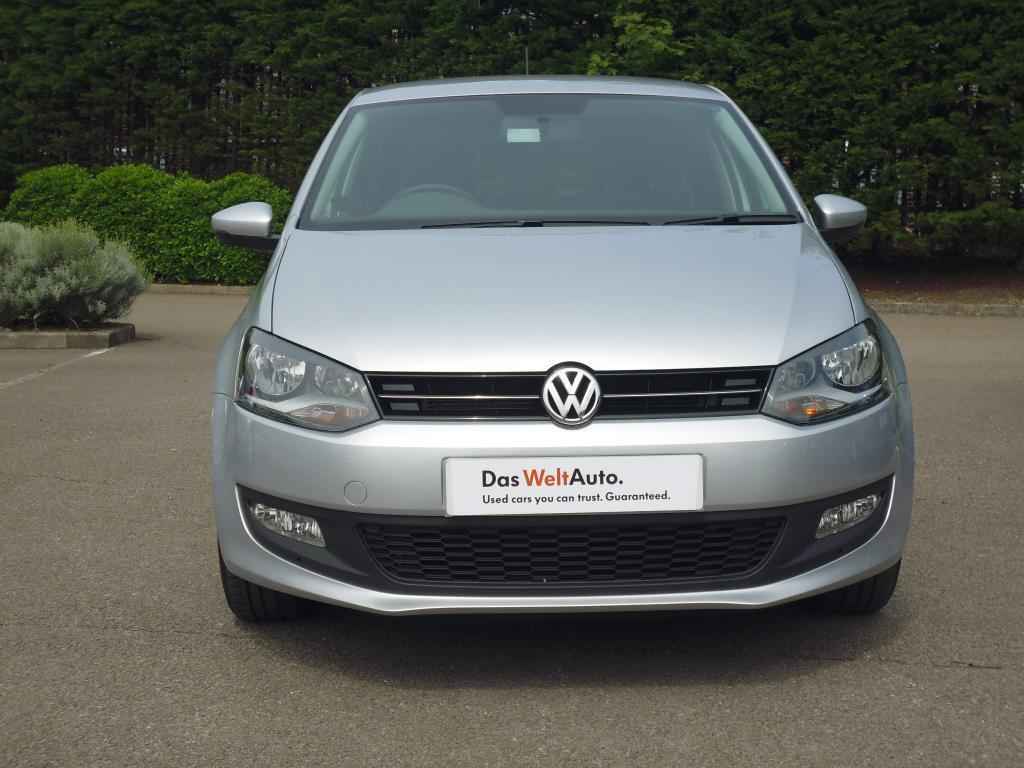 volkswagen polo 1 2 tdi match 5dr 2012 in ribbleton. Black Bedroom Furniture Sets. Home Design Ideas