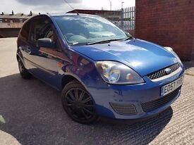 Ford Fiesta 1.25 Style Climate 3dr FSH+LONG MOT+AUX+SENSORS RING NOW FOR MORE INFO 07735447270
