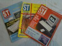 3 St Update Magazines 1987