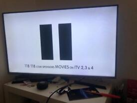 Samsung TV 40inch need gone today open to offers