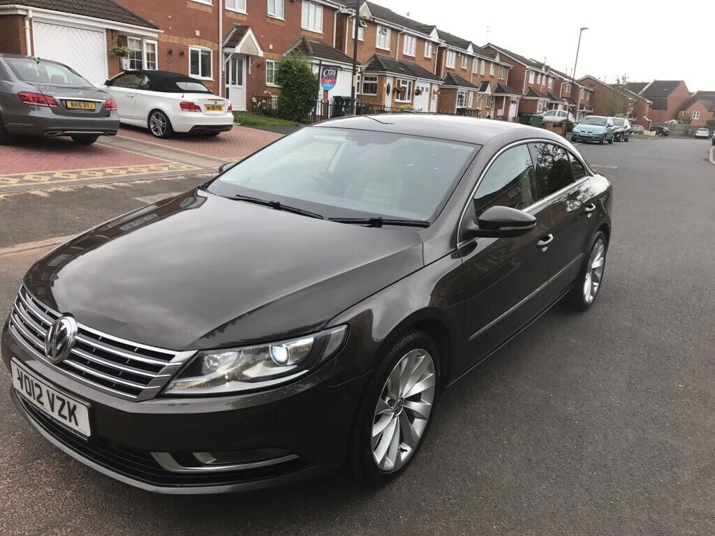 vw passat cc 2012 12 plate 2 0 gt tdi 170 bluemotion sat. Black Bedroom Furniture Sets. Home Design Ideas