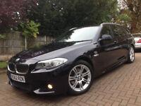 BMW 520D M SPORT TOURING AUTOMATIC