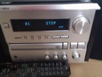 Yamaha CRX-E150 PianoCraft Executive MIDI HI FI Microsystem CD RECEIVER + Sony Cas Deck SUPERB