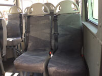 Renault Master Minibus New Style Seats For Sale