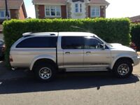 L200 117k very good condition new car forces reluctant sale ideal for trdes people or pleasure