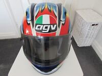 NEW MOTORCYCLE HELMET BY AGV X-R2 SIZE XL