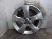 Corsa alloy wheel many different styles with/without tyre