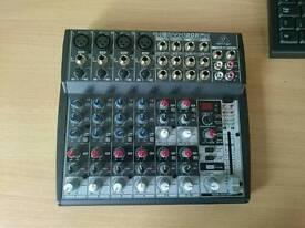 Behringer Xenyx 1202FX mixing desk