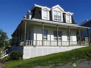 209 500$ - Maison 2 étages à vendre à Gaspé