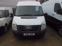 FORD Transit 85 T280m 2.2 Turbo Diesel, SWB Semi Hightop, Service History, 1 Owner from New,