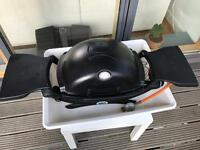 Gas Barbecue with temperature monitor (Weber)