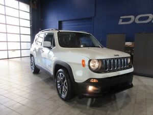2016 Jeep Renegade NORTH W/HEATED SEATS AND STEERING