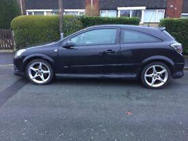 2007 Vauxhall Astra Sri cdti 150