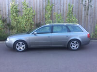 2005 AUDI A6 1.9 TDI FINAL EDTION AUTOMATIC ESTATE 110K full service history set nav