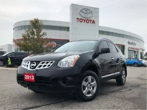 2013 Nissan Rogue S AWD - No Accidents / Certified