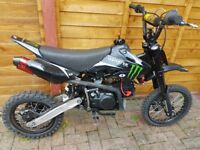 150cc stomp pit bike/ pitbike/ dirt bike/ scrambler/ midi moto/ demon x/ thumpstar