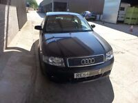 AUDI A4 B6 2.0 FSI AUTO BREAKING FOR SPARES PARTS
