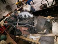 Ford transit / ldv 2.5 turbo diesel engine