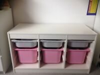 Ikea children's storage unit trofast
