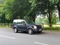 2008 (57) Land Rover Discovery 3 2.7 TD V6 XS Automatic 7 Seaters Nice Family Car
