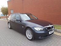 2006 BMW 320D SE TOURING,ESTATE,6 SPEED MANUAL,CALL ON,07549508197