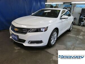 2016 Chevrolet Impala 2LT EX-Daily Rental
