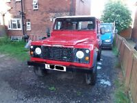 For sale Landrover defender