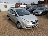 Vauxhall Corsa 1.0 i 12v Life 3dr, HPI CLEAR, GOOD CONDITION, DRIVES SMOOTH, IDEAL FOR NEW DRIVERS
